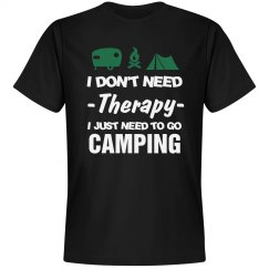 I need to go camping