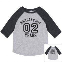 Jordan 2 years old