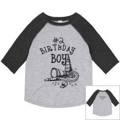 David's 2nd birthday