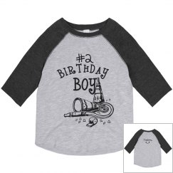 Jason's 2nd birthday