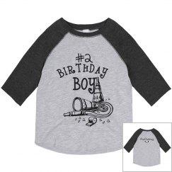 Anthony's 2nd birthday