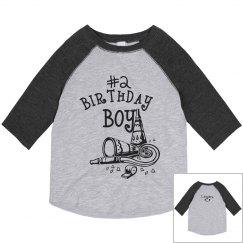 Logan's 2nd birthday