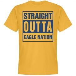 Straight outta Eagle Nation