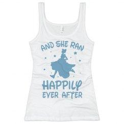 Princess Run Happily Ever After