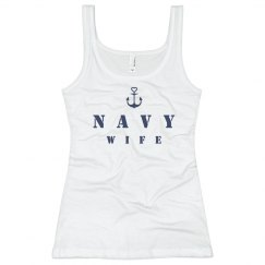 Cute Navy Wife