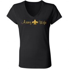Army Wife Saint