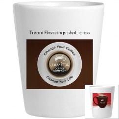 Javita shot glass 3