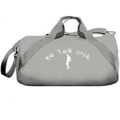 ZCCZ Gray Gym bag