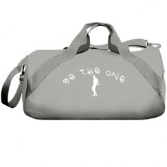 ZCCZ Gray Gym bag