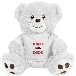 Dad's Little Dude