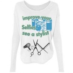 selfies stylist