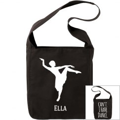 Ella. Ballet bag
