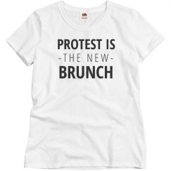 Protest Is The New Brunch