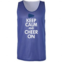 Keep Calm Pinnie