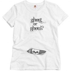Halloween Gender Reveal T-Shirt