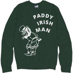 Paddy Irish Man