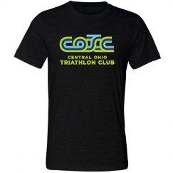 COTC Logo on Black - men's