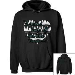Besties Hoodie With Quote
