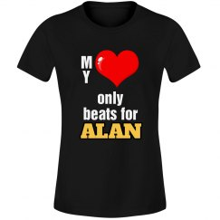 Heart beats for Alan