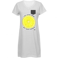 Fun Lemonade Cover-Up Sundress
