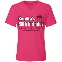 Kendra's 50th Birthday