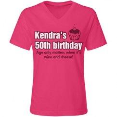 Kendra's 50th Birthday