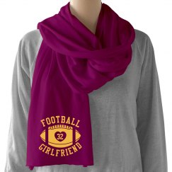 Football Girl Colors