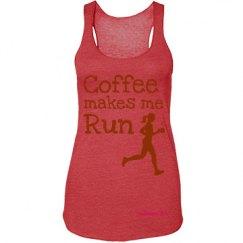 Coffee Makes Me Run