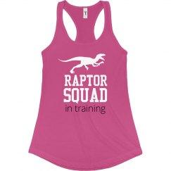 Raptor Squad In Training
