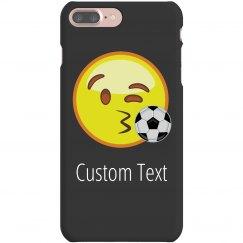 Emoji Soccer Phone Case