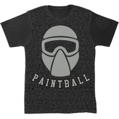 Paintball Tee Shirt