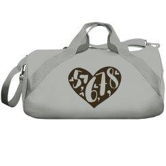 5,6,7,8 dance bag