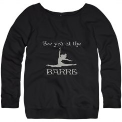 Ballet Dancer Sweatshirt