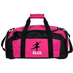 Custom Dance Bag Girls