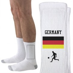 Germany soccer fan