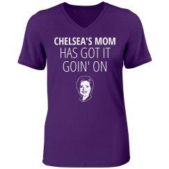 Chelsea's Mom Has Got It Goin On