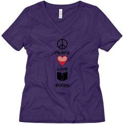 Peace Love Books 2