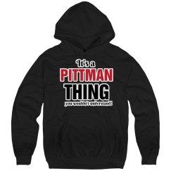 It's a Pittman thing