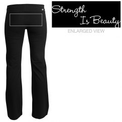 Strength Is Beauty