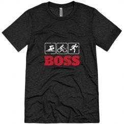 Triathlete Boss