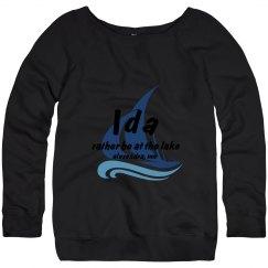 Ida Cream Sweatshirt