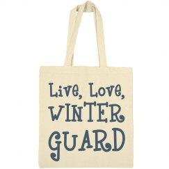 Live, Love, Winter Guard
