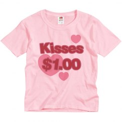 Kisses For A Buck