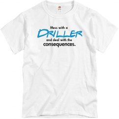 fear the driller