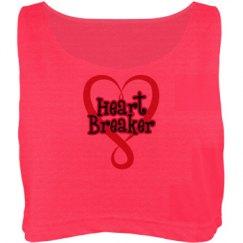 Heart Breaker Crop Top
