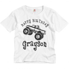 Happy Birthday Grayson!