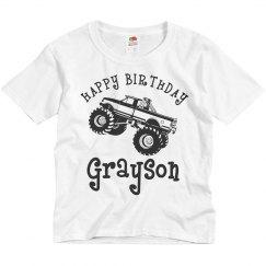 Happy Birthday Grayson!