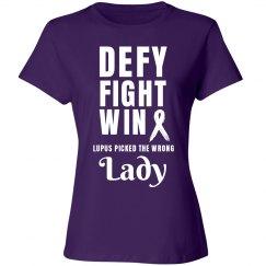Fight Against Lupus