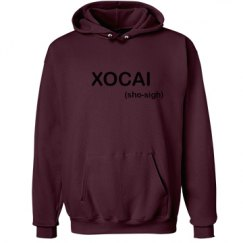 XOCAI Healthy Chocolate Adult Sweatshirt