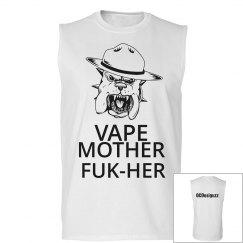 Vape Mother FUK-HER Muscle Tank